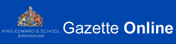 Gazette Online header