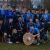 U15 A XV rugby team