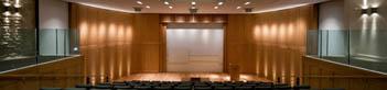 Merton College lecture theatre